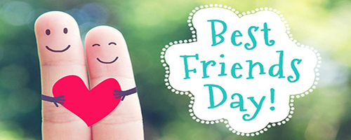 Best Friends day Celebrated on June8
