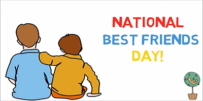 What to Do on National Best Friends Day