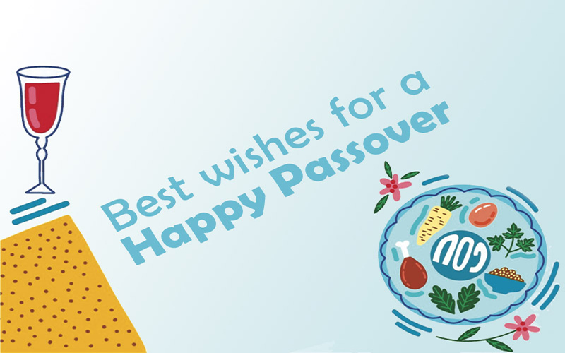 best wishes for passover