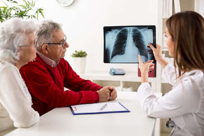 Lung Cancer, Trachea, And Bronchus