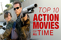 Top 10 action movies